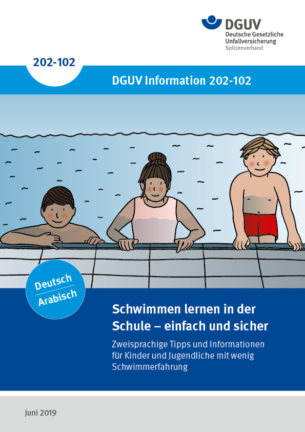 Schwimmen lernen in der Schule – einfach und sicher