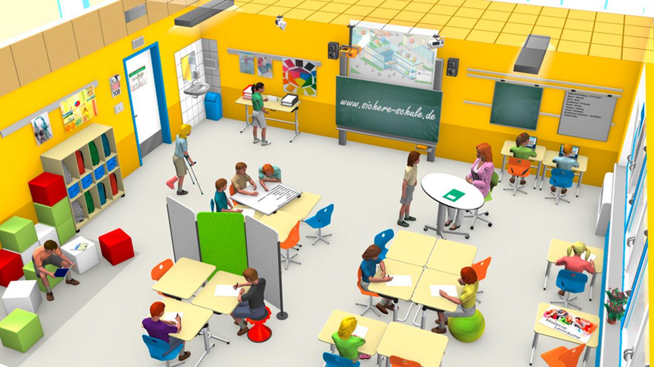 Lernraum / Unterrichtsraum